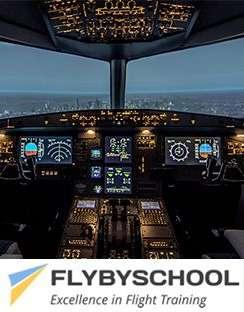 FLYBYSCHOOL orders an Entrol en-4000 FNPT II MCC