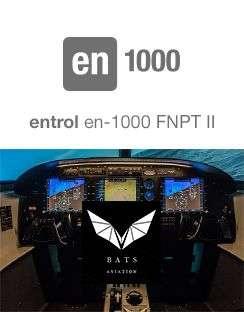 BATS Aviation acquires an entrol en-1000 simulator