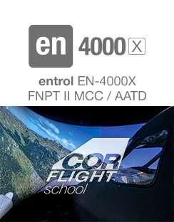 Corflight purchases an en-4000x FNPT II MCC from entrol