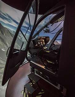 entrol has certified its first H135 FTD level2 simulator