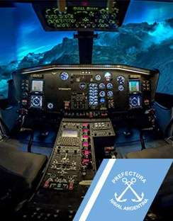 Argentina Naval Prefecture purchases entrol two new simulators