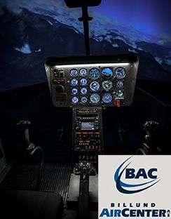 Billund Air Center purchases an entrol H01 FNPT II