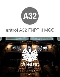 Al Essa Medical & Scientific Equipment acquires and entrol A32 FNPT II MCC simulator