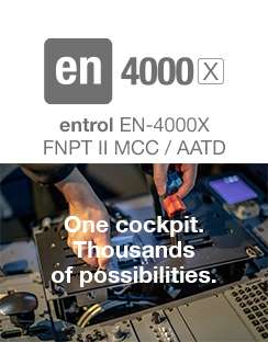 Entrol launches the en-4000x simulator
