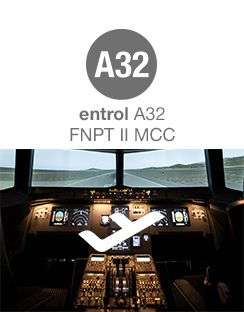 Iroise Aéro Formation acquires an A32 FNPT II MCC