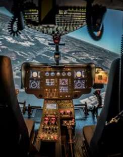 entrol sells its first H03 / EC-120 simulator