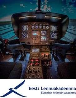 Estonian Aviation Academy chose entrol H11 FNPT II MCC