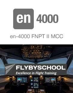 Entrol's en-4000 simulator achieves FNPT II MCC certification
