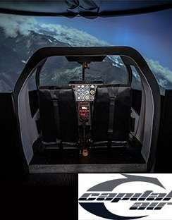 Capital Air has purchased an H01 FNPT II simulator