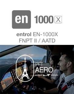 Paris Flight Training has purchased four en-1000x simulators