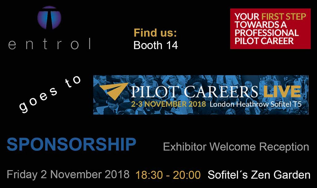 entrol - FNPT manufacturer - Pilot Careers 2018 London Show