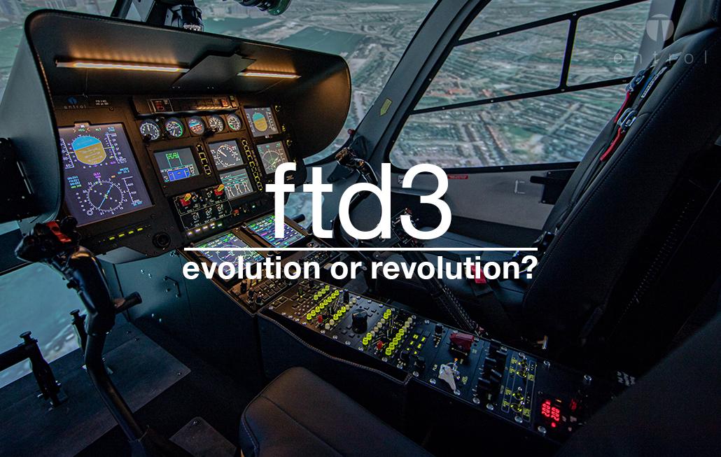 FTD certified simulators